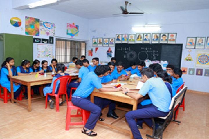 Bhavans Adarsh Vidyalaya-Math Lab