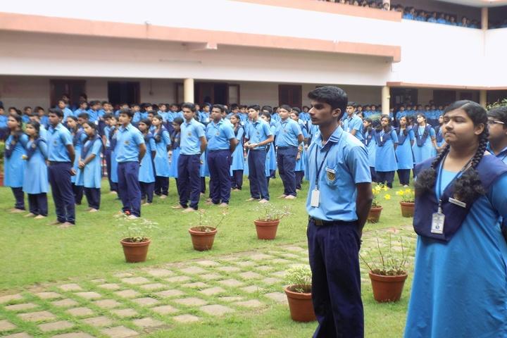 Bhavans Munshi Vidyashram-Assembly