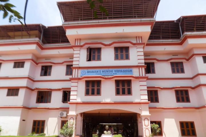Bhavans Munshi Vidyashram-Building