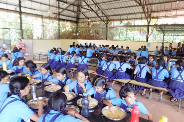 Bhavans Munshi Vidyashram-Canteen