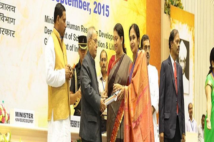 Bhavans Vidya Mandir-Annual Meet