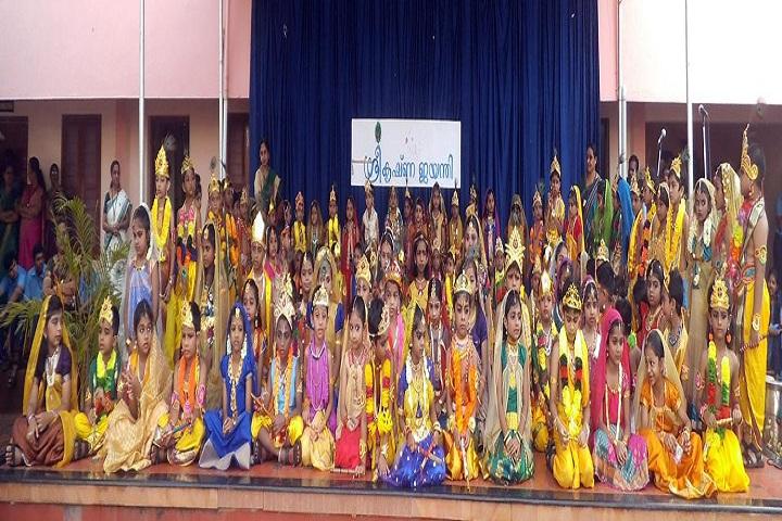 Bhavans Vidya Mandir-Festival Celebrations