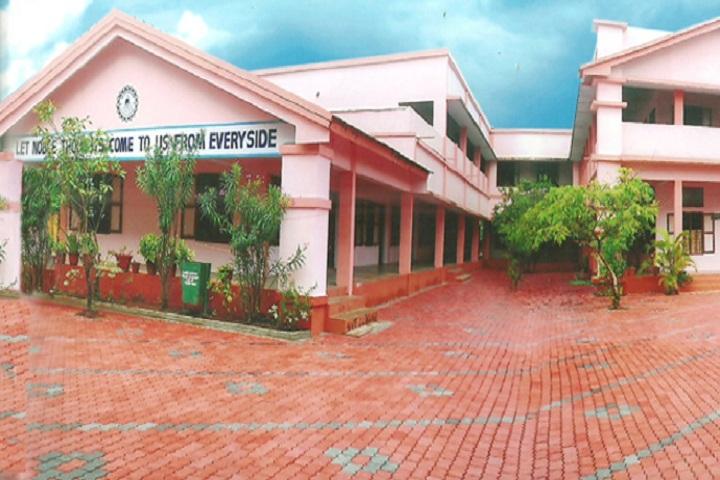 Bhavans Vidya Mandir-School Building
