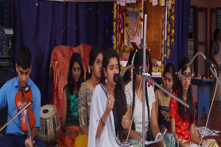 Bhavans Vidya Mandir-Music Competition