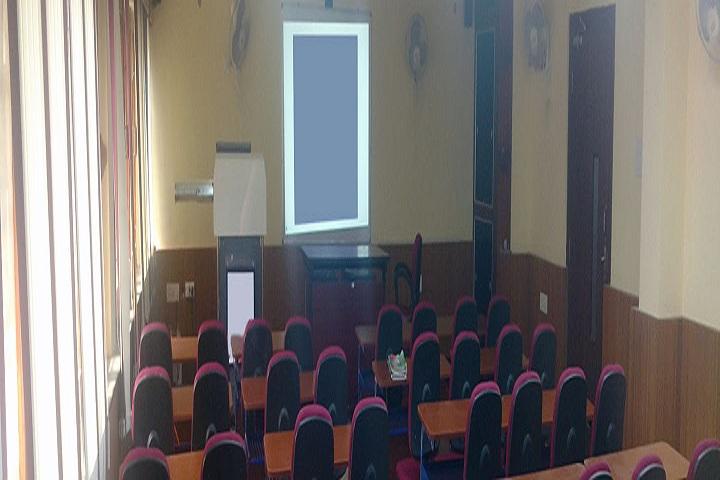 Bhavans Vidya Mandir-Smart Classroom