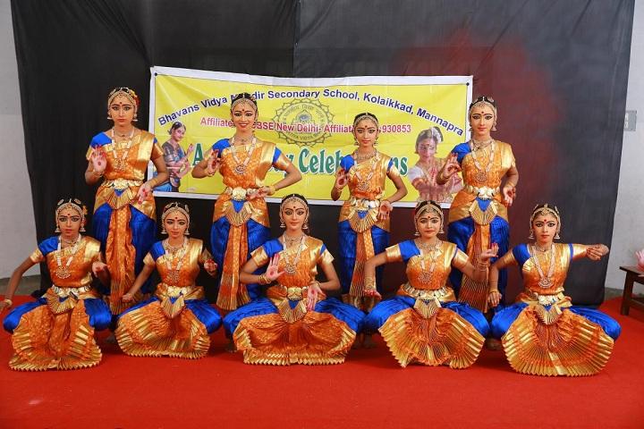 Bhavans Vidya Mandir-Annual Programme