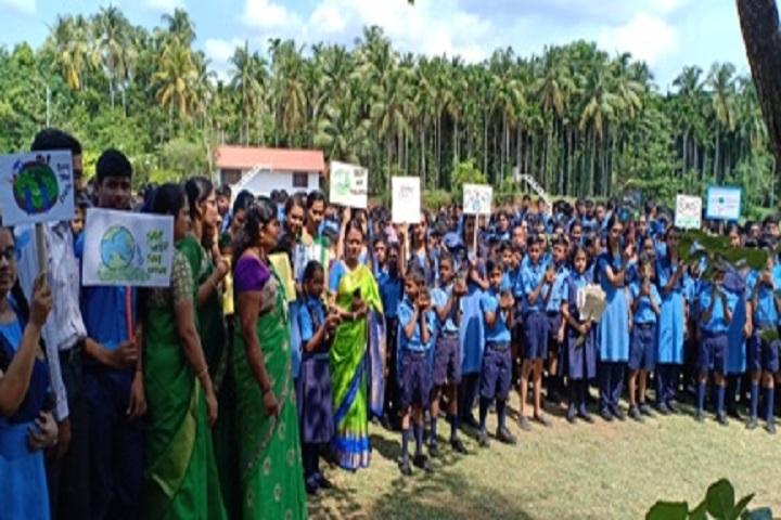 Bhavans Vidya Mandir-Environment Day