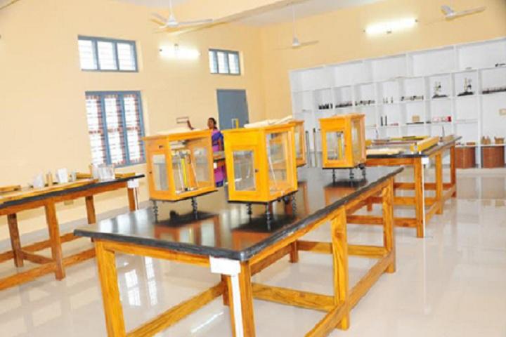 Bhavans Vidya Mandir-Laboratories