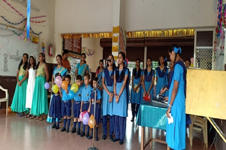 Bhavans Vidya Mandir-Opening Day