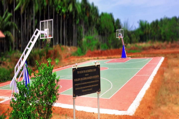 Bhavans Vidya Mandir-Playground