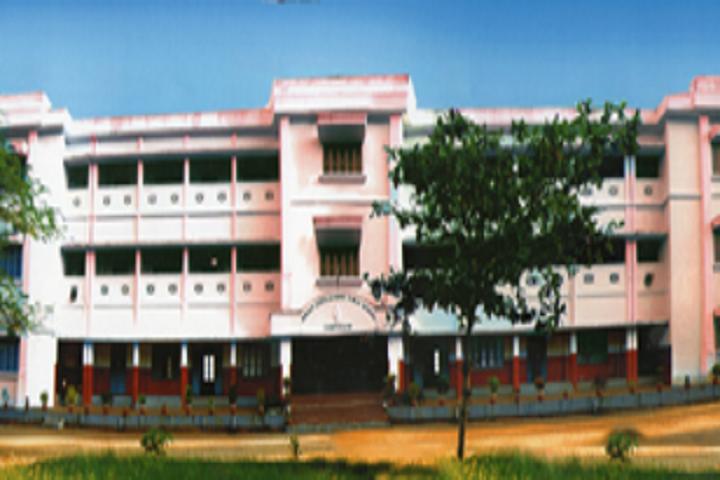 Bishop Kurialacherry Public School-Campus View