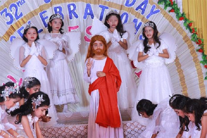 Bishop Kurialacherry Public School-Christamas Celebrations