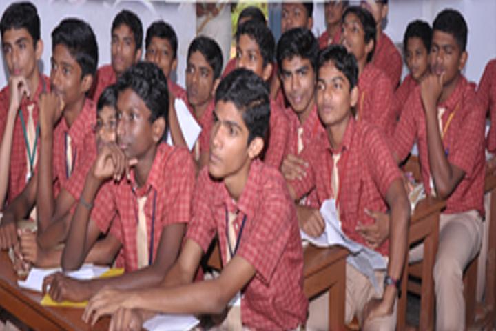 Bishop Kurialacherry Public School-Classroom