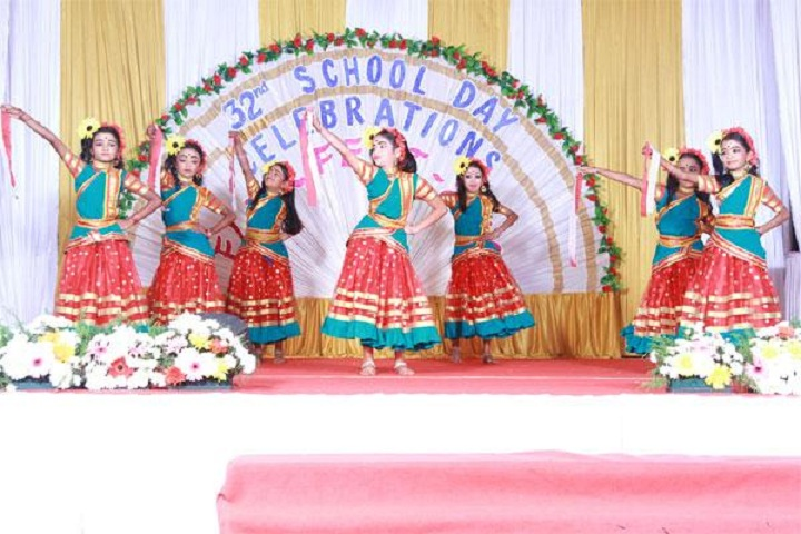 Bishop Kurialacherry Public School-Cultural Activity