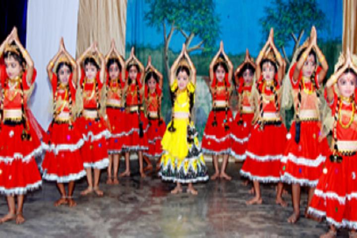 Bishop Kurialacherry Public School-Cultural day