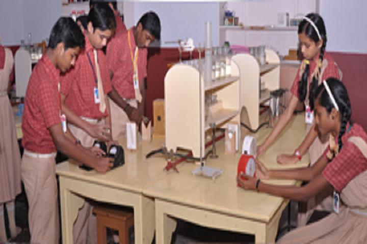 Bishop Kurialacherry Public School-Laboratories