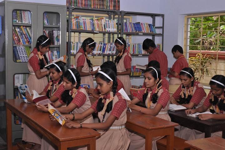 Bishop Kurialacherry Public School-Library