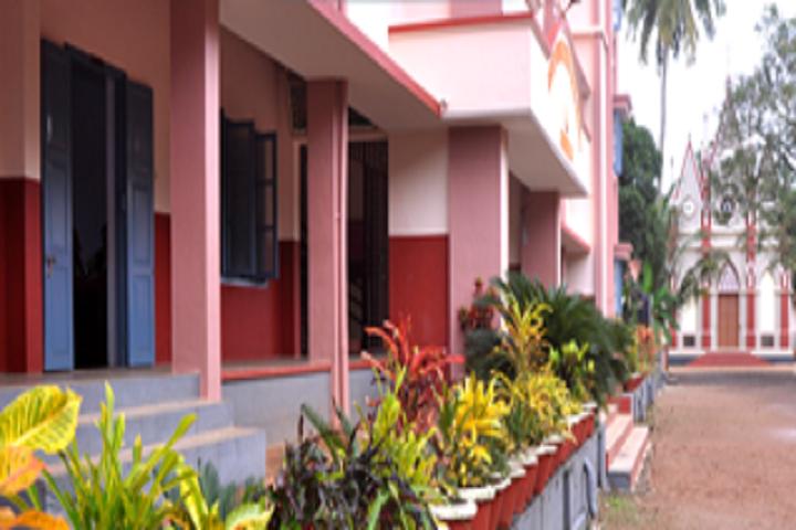 Bishop Kurialacherry Public School-School View