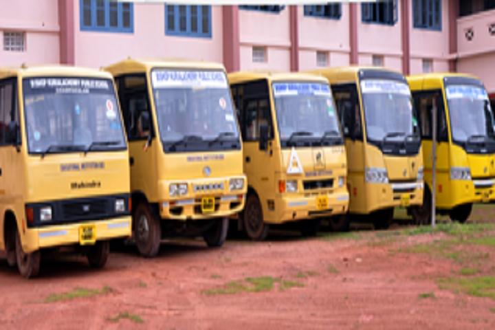 Bishop Kurialacherry Public School-Transport