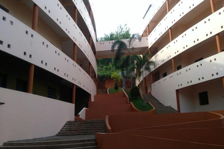 Blossom Secondary School-Campus View