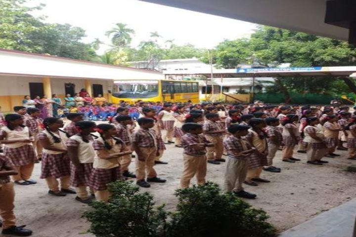 Buddha Education Centre-Assembly