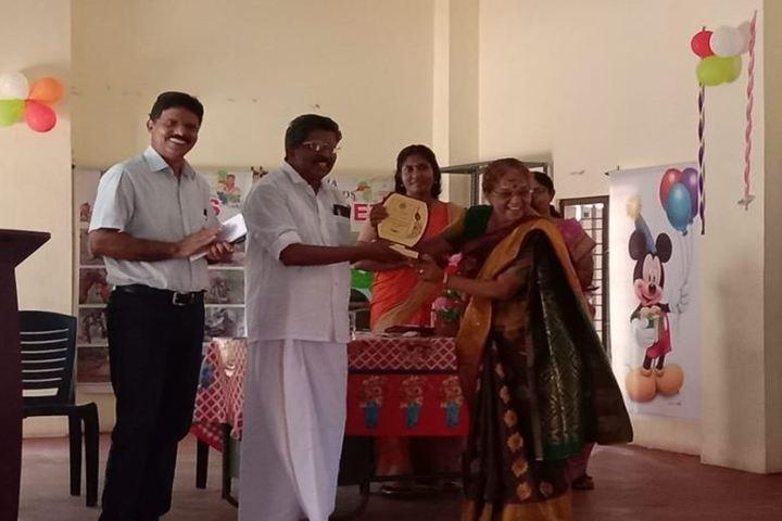 Buddha Education Centre-Award
