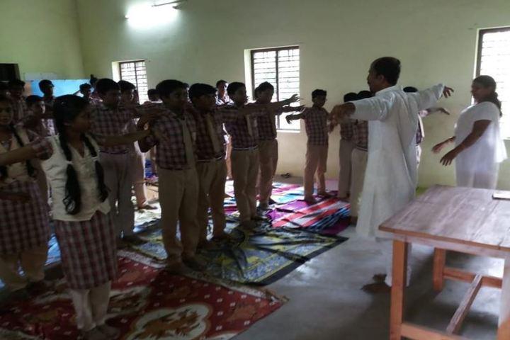Buddha Education Centre-Yoga