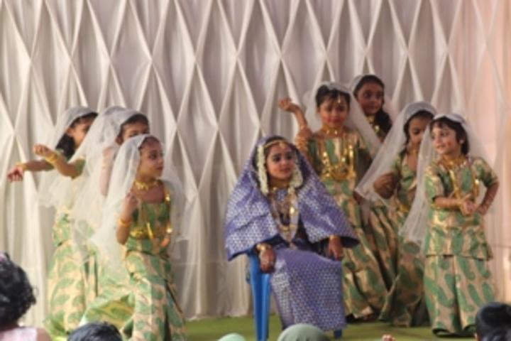 Bukhari English School-Activity