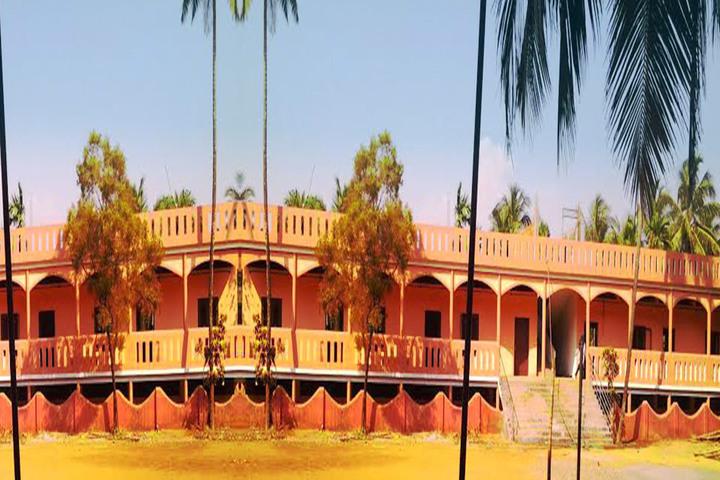 Bukhari English School-School Building
