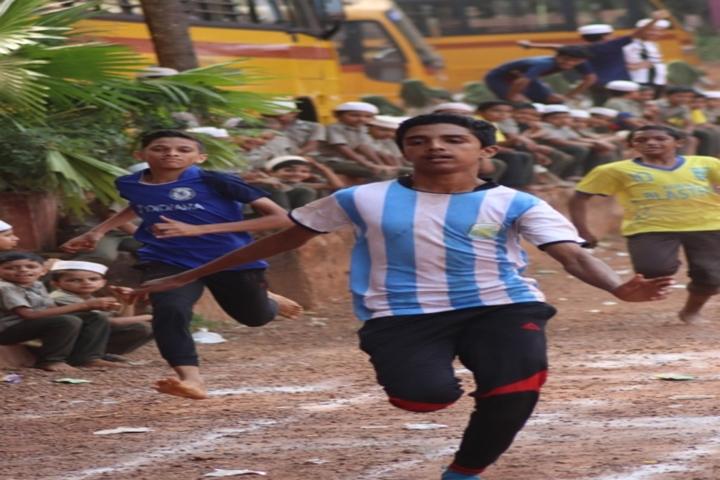 Bukhari English School-Sports