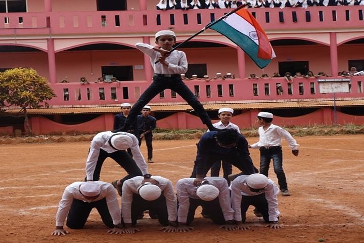 Bukhari English School-Independence Day