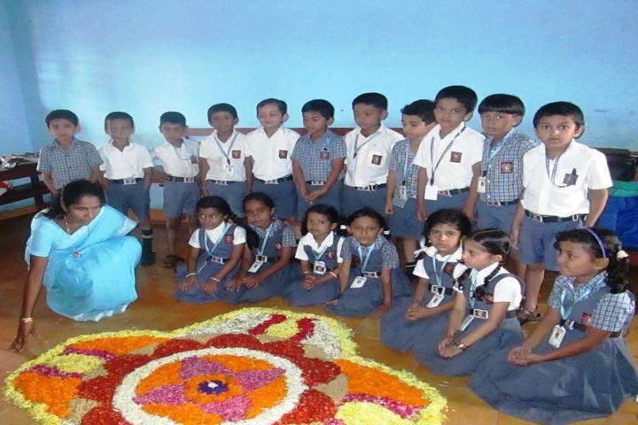 C H Mohammed Koya Memorial School-Classroom Activity