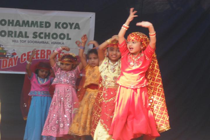 C H Mohammed Koya Memorial School-Cultural Day