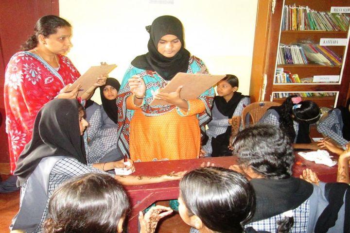 C H Mohammed Koya Memorial School-Library