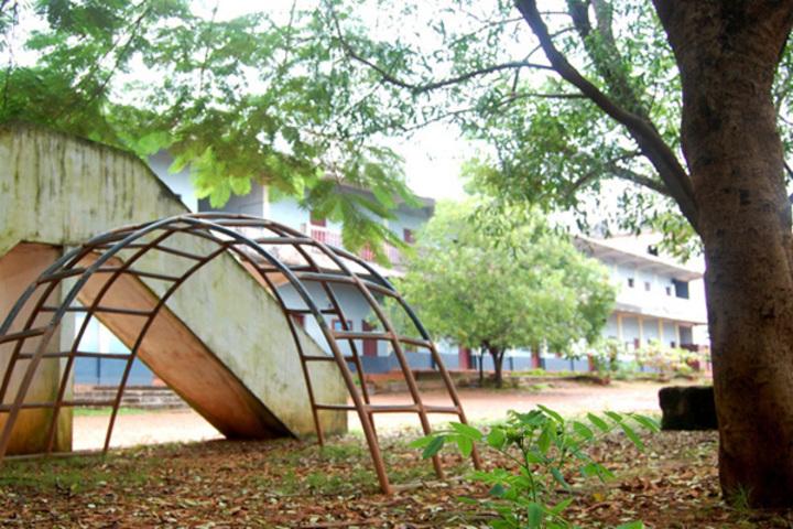 C H Mohammed Koya Memorial School-Playing Area