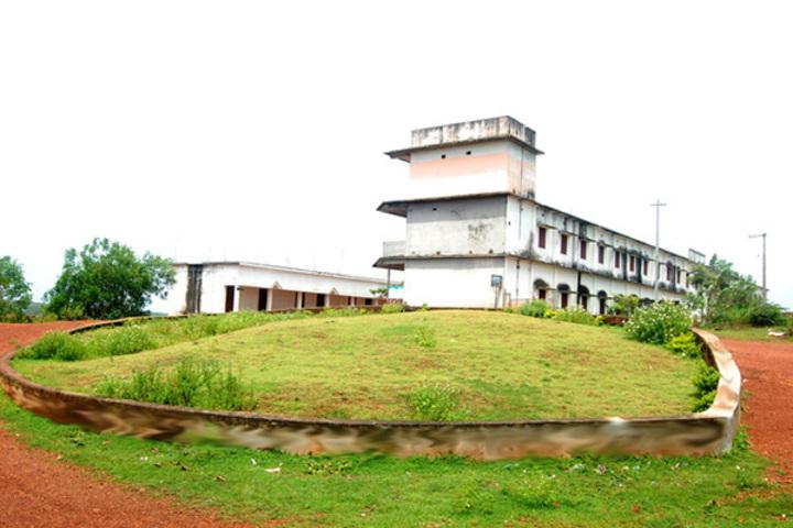 C H Mohammed Koya Memorial School-School Building