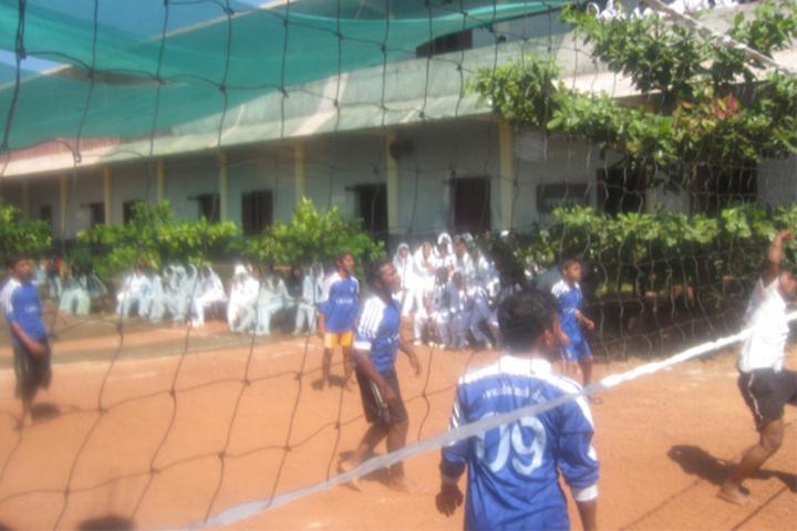 C H Mohammed Koya Memorial School-Sports Day
