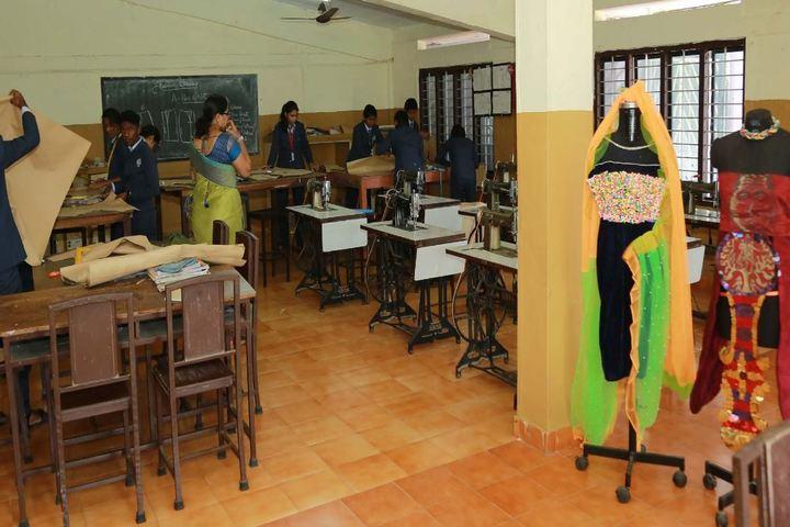 C K M N S S Senior Secondary School-Design Room