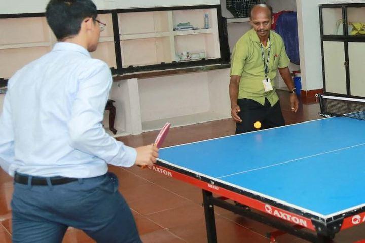 C K M N S S Senior Secondary School-Indoor Games