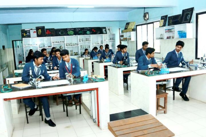 C K M N S S Senior Secondary School-Lab