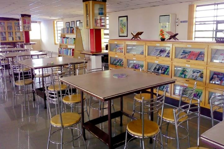 C K M N S S Senior Secondary School-Libraray