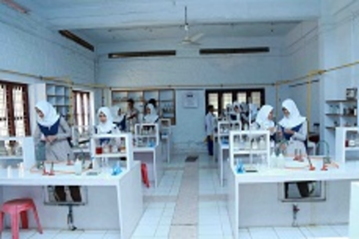 C Syed Mohammed Haji Memorial Central School-Chemistry Lab