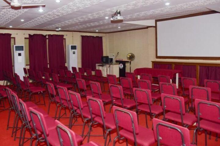 Campion School-Multi Media Room