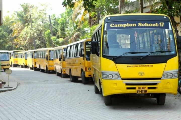 Campion School-Transport