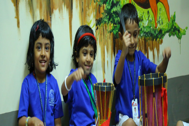 Canadian Central School-Music Activity