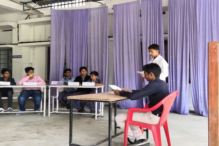 Canadian Central School-Quiz Competition