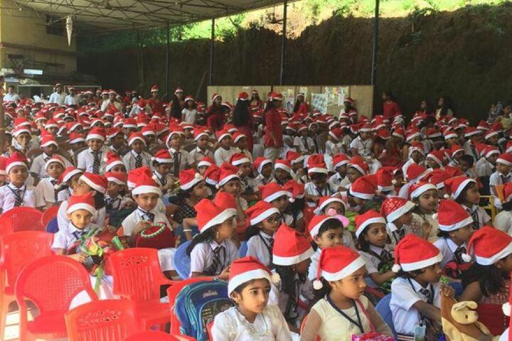 Cardinal Padiyara Public School-Christmas