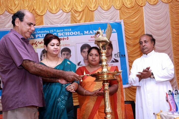 Cardinal Padiyara Public School-Event