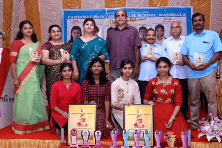Cardinal Padiyara Public School-Awards