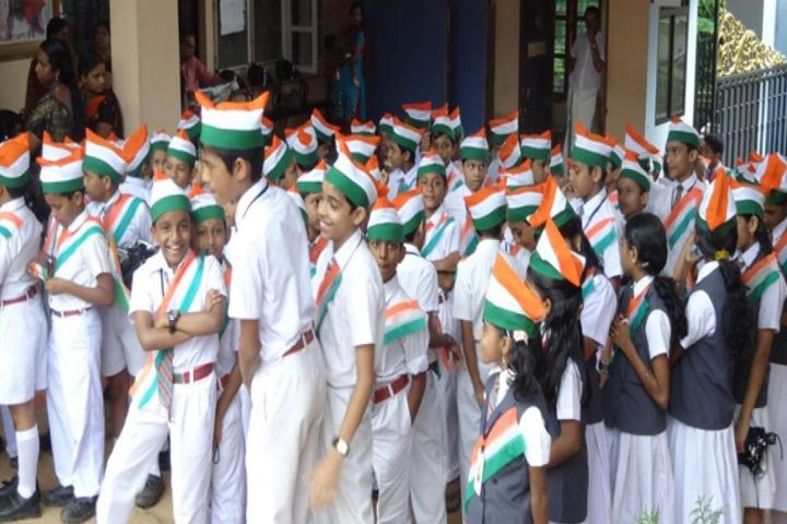 Cardinal Padiyara Public School-Independence Day